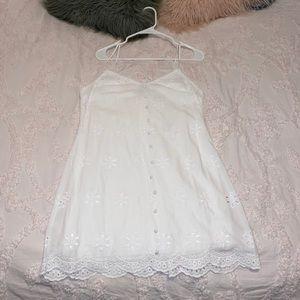 BNWT White Sundress